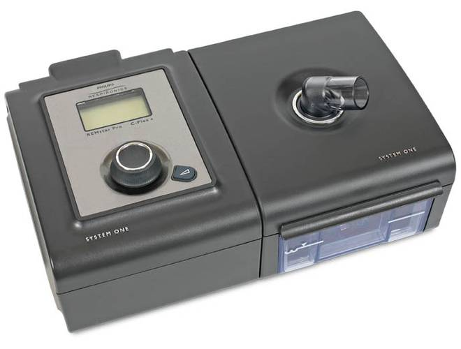 Philips Respironics System One Remstar Auto A Flex With