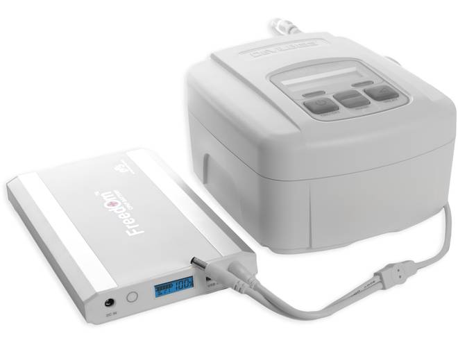 Battery Power Solutions Freedom Cpap Battery Kit Sleepdirect Com