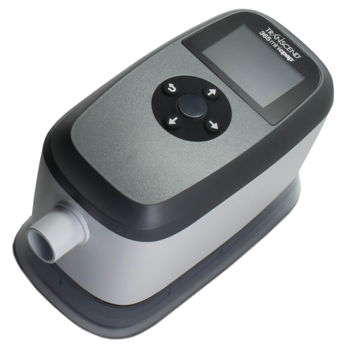 Transcend 365 Auto Cpap With Heated Humidifier