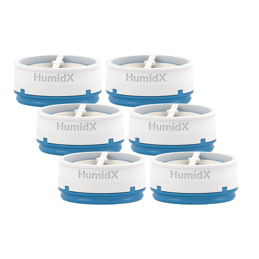 Resmed Humidx Standard Waterless Humidifier 6 Pack